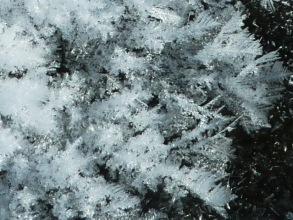 氷の結晶A