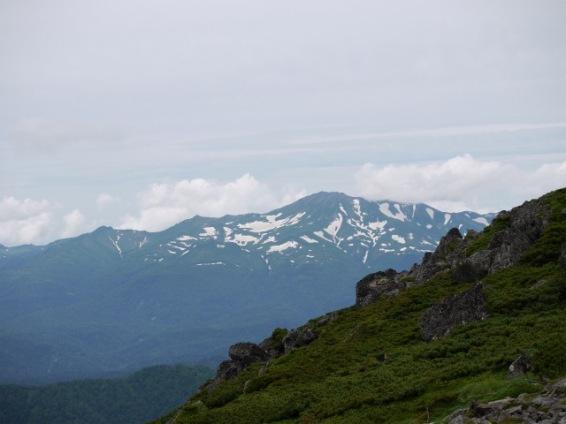 トムラウシ山