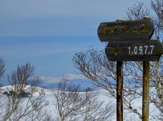 sIMG_2096山頂から見る十勝岳連峰