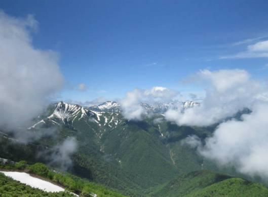 sIMG_3734雲の流れが早くて札内岳