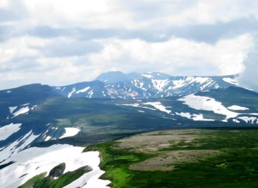s2013-07-21 緑岳~白雲避難小屋 030白雲避難小屋から