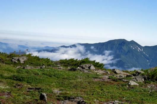 s2013-08-03 赤岳~黒岳縦走 018ニセイカウシュッペ