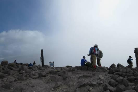 s2013-08-03 赤岳~黒岳縦走 197黒岳山頂