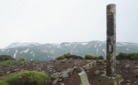 s2013-08-08 白雲避難小屋~高根が原~忠別岳 144頂上