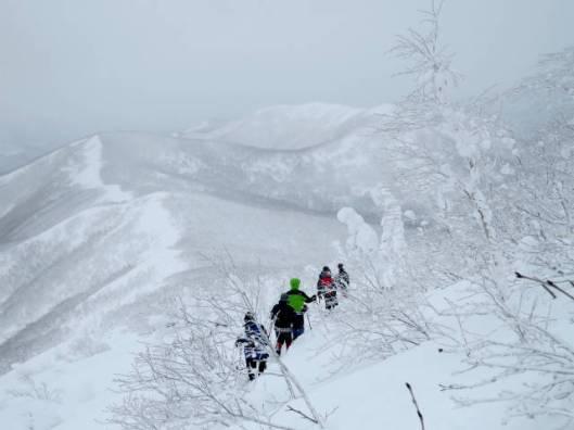 2014-01-11 佐幌岳新年会 067