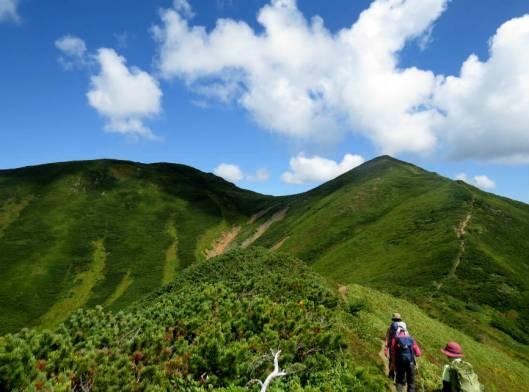 ニセカウ、赤岳 2014-08-25 042