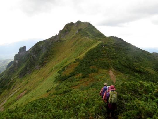 ニセカウ、赤岳 2014-08-25 066
