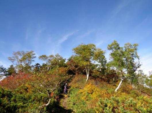 天狗岳・有明山登山 2014-09-14 095