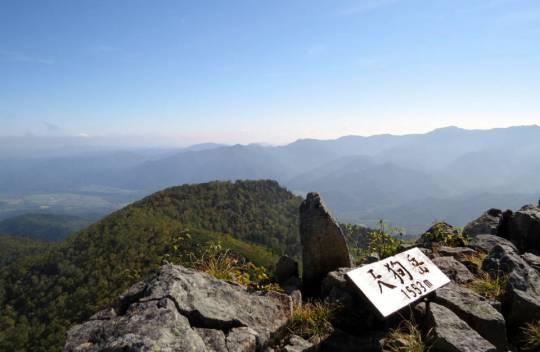 天狗岳・有明山登山 2014-09-14 143