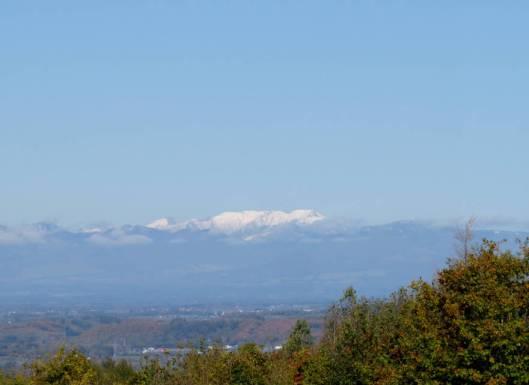 雪山、パラグライダー 2014-10-15 007