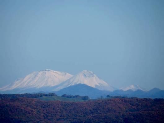 雪山、パラグライダー 2014-10-15 036