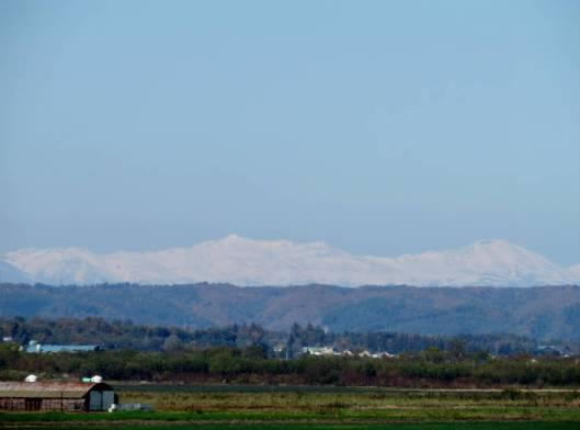 雪山、パラグライダー 2014-10-15 040