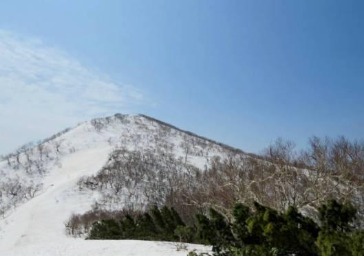 ペケレベツ岳 2015-04-29 010