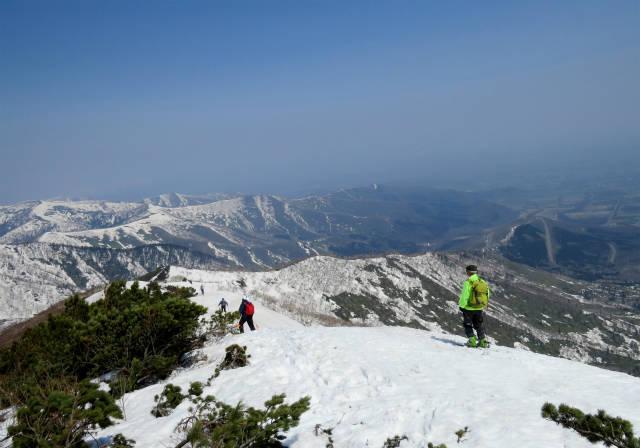 ペケレベツ岳 2015-04-29 019