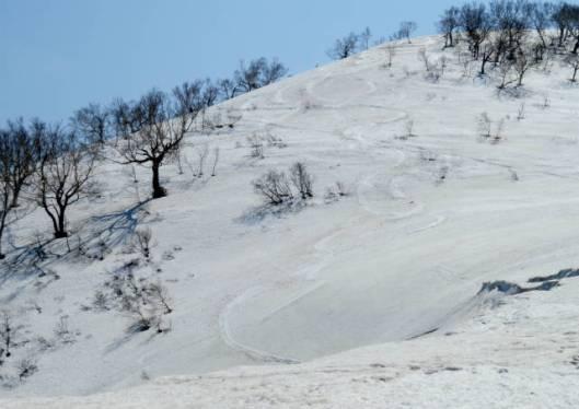 ペケレベツ岳 2015-04-29 037