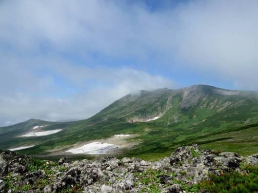 緑岳~小泉岳 2015-08-23 032