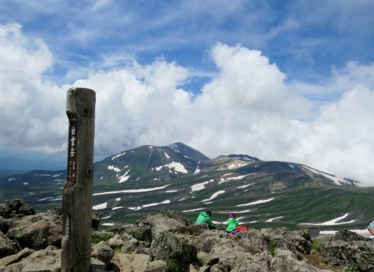 赤岳~白雲岳 2015-08-02 082