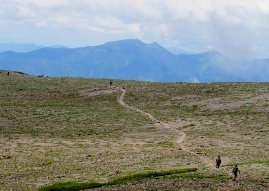 赤岳~白雲岳 2015-08-02 091
