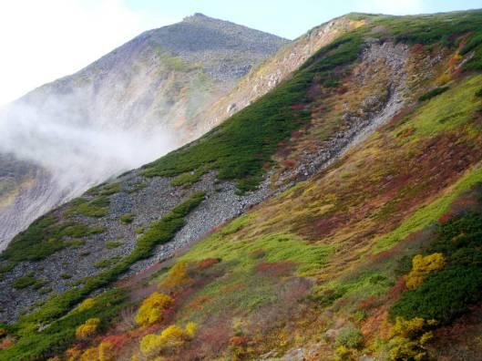 2015.09.22 赤岳~緑岳縦走 2015-09-22 082