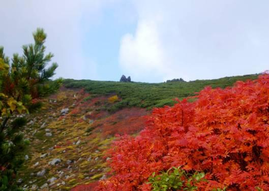 2015.09.22 赤岳~緑岳縦走 2015-09-22 097