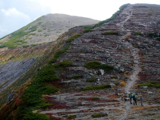 2015.09.22 赤岳~緑岳縦走 2015-09-22 158