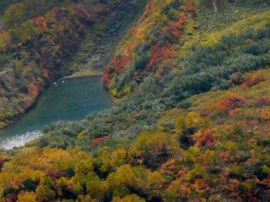2015.09.22 赤岳~緑岳縦走 2015-09-22 240