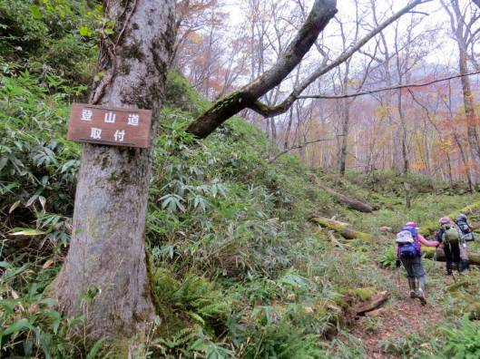 楽古岳 2015-10-18 018