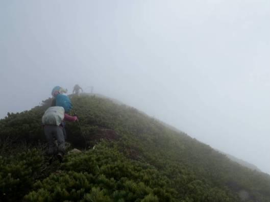 楽古岳 2015-10-18 030